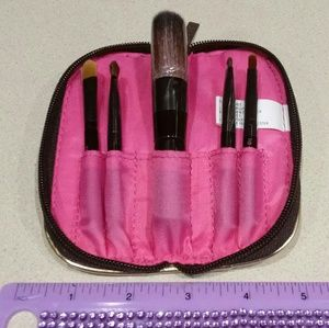 Other - Mini Makeup Brush Set NEW